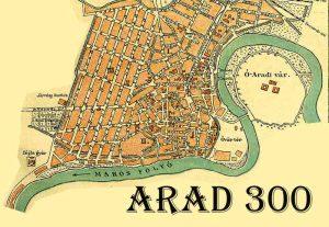 Arad 300, evrei in Arad, comunitate,